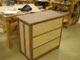 Bob\'s finished dresser